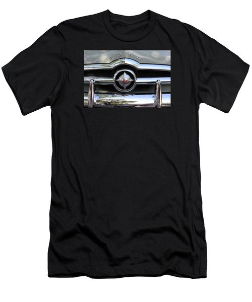 Ford V8 1949 - Vintage Men's T-Shirt (Slim Fit) by The Art of Alice Terrill