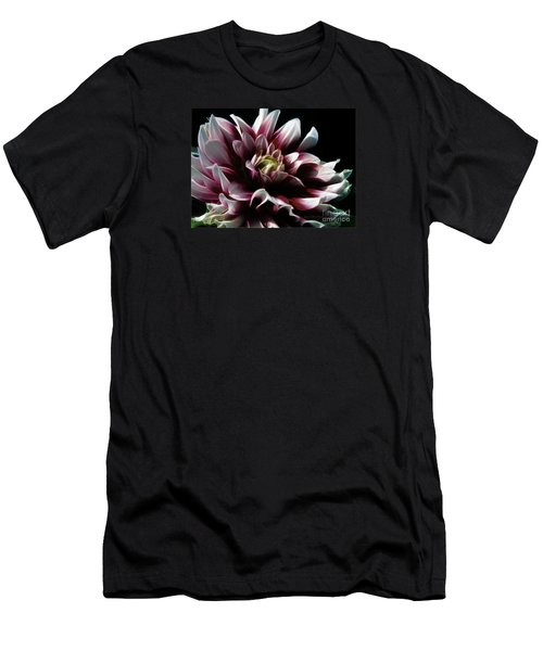 Forever Endeavor Men's T-Shirt (Slim Fit) by Jean OKeeffe Macro Abundance Art