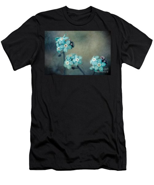 Forget Me Not 01 - S22dt06 Men's T-Shirt (Athletic Fit)