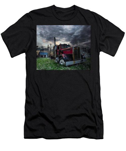 Forgotten Big Rig Men's T-Shirt (Athletic Fit)