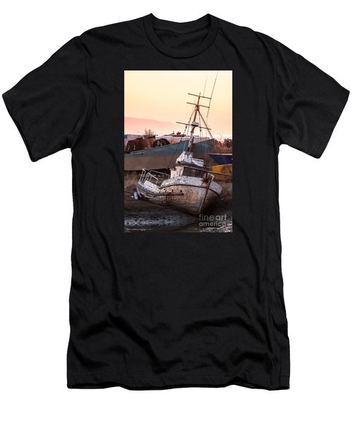 Forgotten In Homer Men's T-Shirt (Athletic Fit)