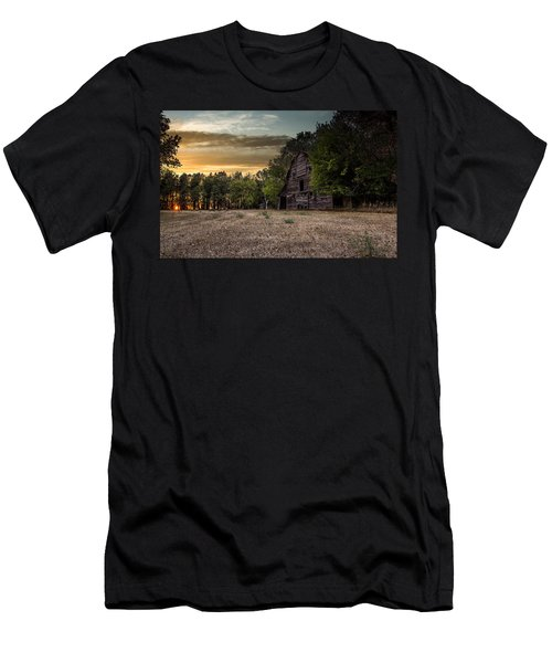 Forgotten Iv Men's T-Shirt (Athletic Fit)