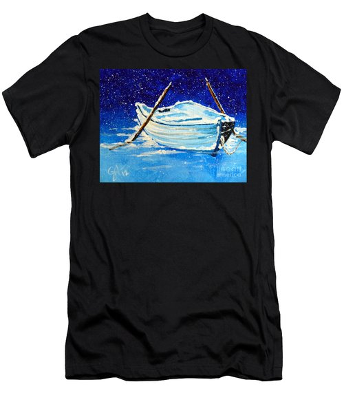 Forgotten Rowboat Men's T-Shirt (Athletic Fit)