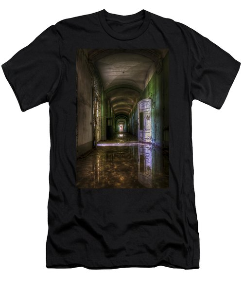 Forgotten Reflections Men's T-Shirt (Athletic Fit)
