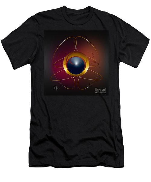 Forms Of Light Men's T-Shirt (Slim Fit) by Leo Symon