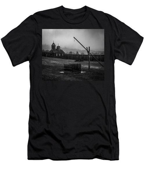 Fort Ross Men's T-Shirt (Athletic Fit)