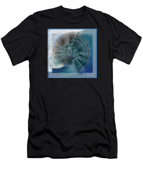 Fossil Ocean Men's T-Shirt (Athletic Fit)