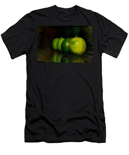 Four Limes Men's T-Shirt (Athletic Fit)