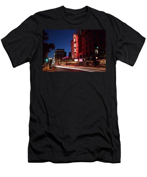 Fox Theater Twilight Men's T-Shirt (Athletic Fit)