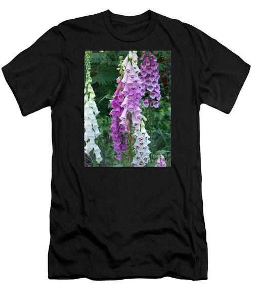 Foxglove After The Rains Men's T-Shirt (Athletic Fit)