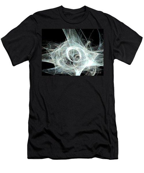 Fractal 10 Poster Men's T-Shirt (Athletic Fit)