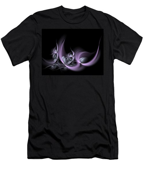 Fractal Fruits Men's T-Shirt (Slim Fit) by Gabiw Art