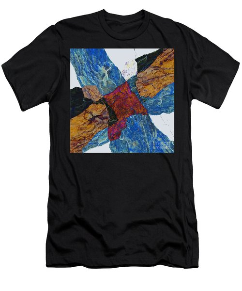 Fracture Section X Men's T-Shirt (Athletic Fit)