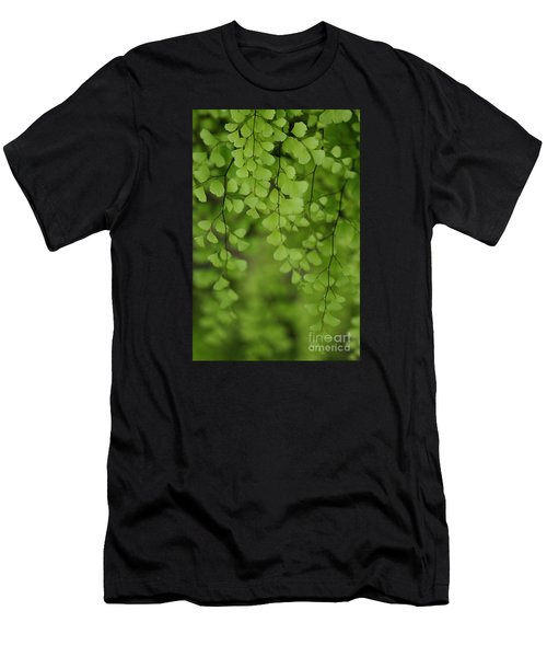 Men's T-Shirt (Athletic Fit) featuring the photograph Fragile by Linda Shafer