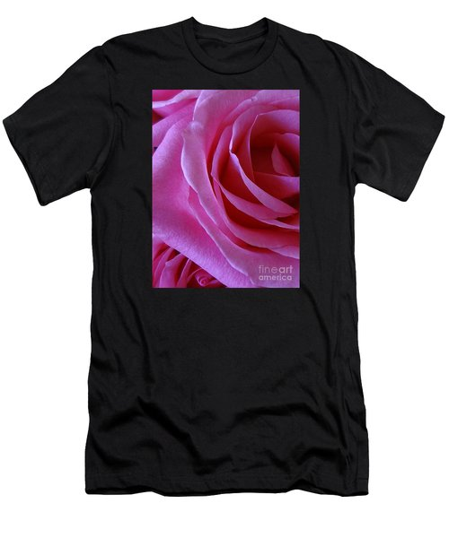 Face Of Roses 2 Men's T-Shirt (Athletic Fit)