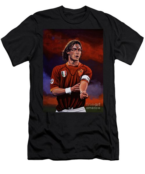 Francesco Totti Men's T-Shirt (Athletic Fit)