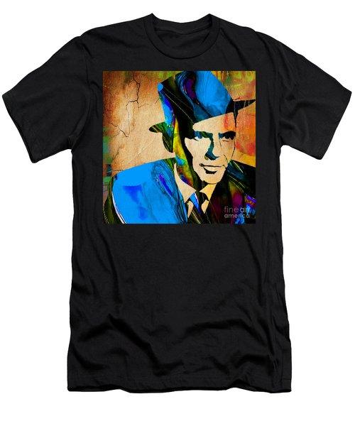Frank Sinatra My Way Men's T-Shirt (Athletic Fit)