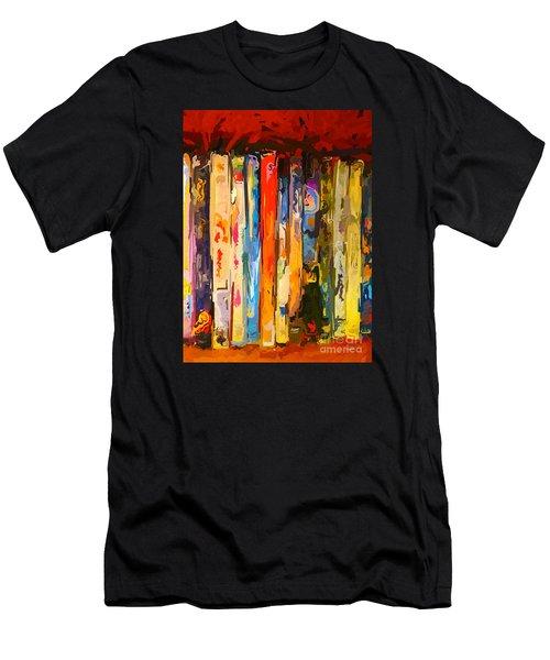 Free Your Mind Men's T-Shirt (Athletic Fit)