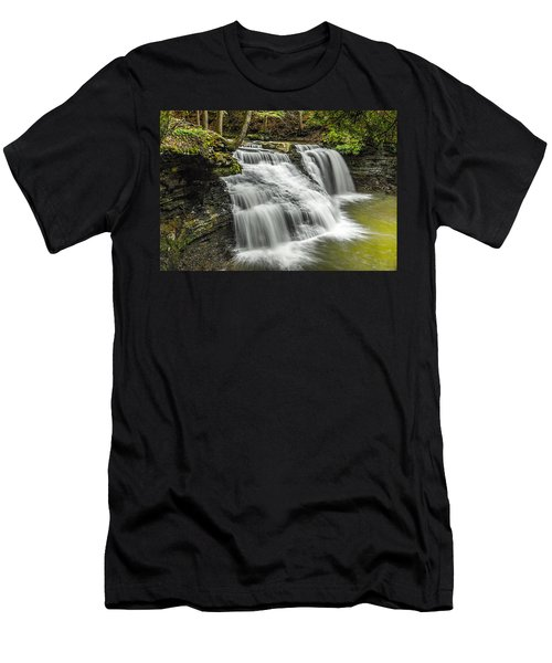 Freedom Falls Men's T-Shirt (Athletic Fit)