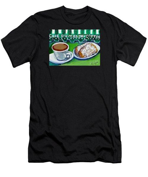 French Quarter Delight Men's T-Shirt (Athletic Fit)