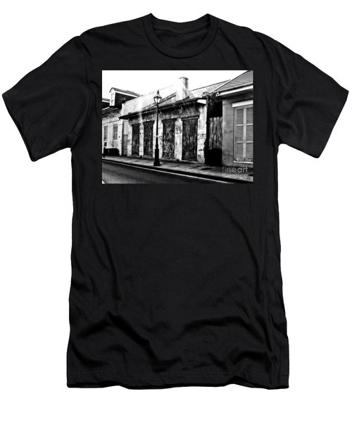 French Quarter Study 1 Men's T-Shirt (Athletic Fit)