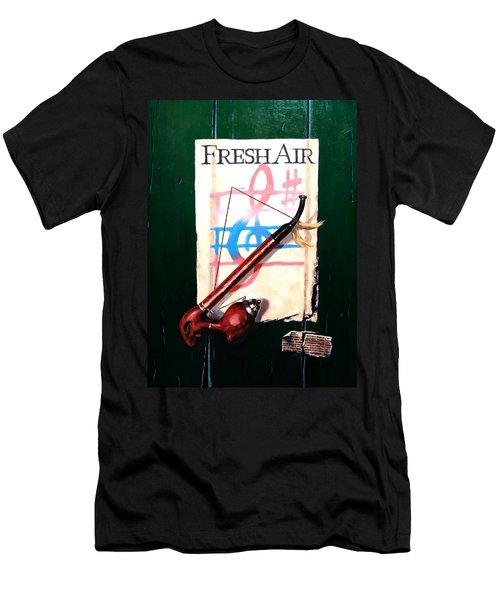 Fresh Air Men's T-Shirt (Athletic Fit)