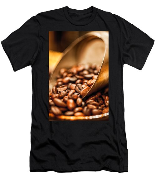 Fresh Coffee Men's T-Shirt (Athletic Fit)