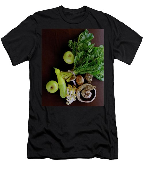 Fresh Vegetables And Fruit Men's T-Shirt (Athletic Fit)