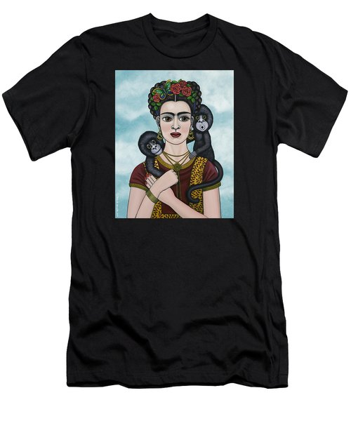 Frida In The Sky Men's T-Shirt (Athletic Fit)