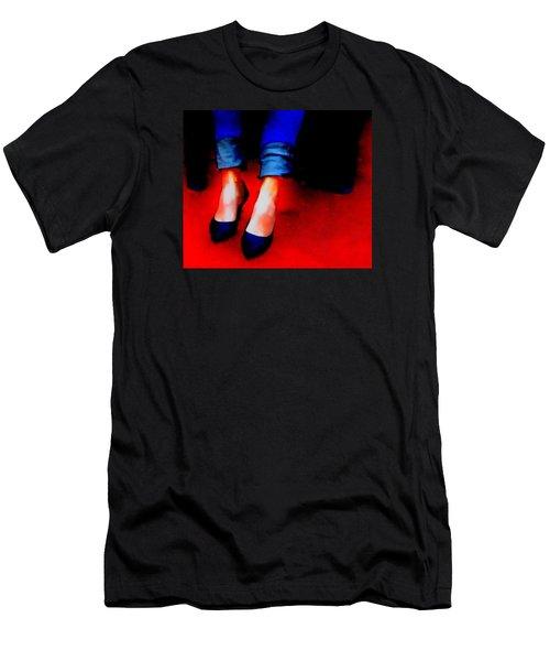 Friday Wear Men's T-Shirt (Slim Fit) by Lisa Kaiser