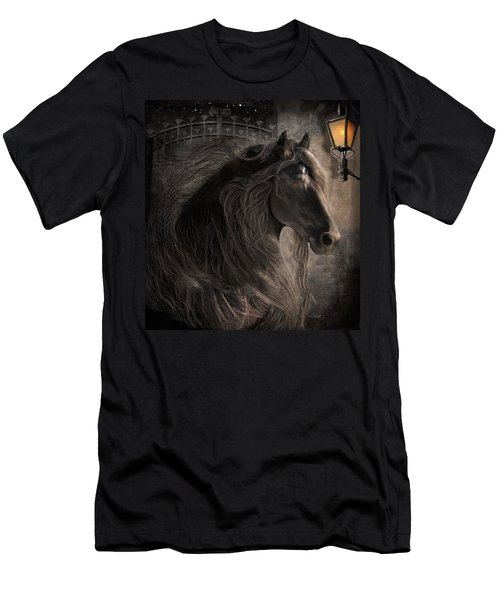 Friesian Glow Men's T-Shirt (Athletic Fit)