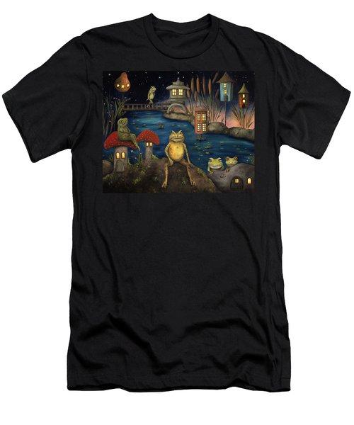 Frogland Men's T-Shirt (Athletic Fit)