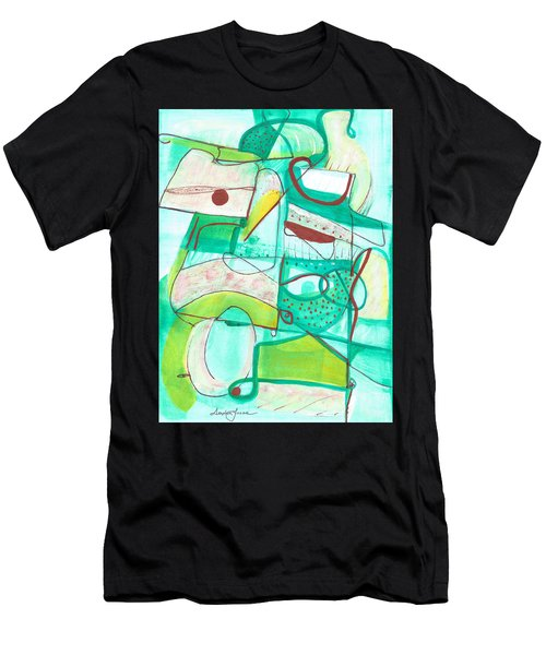 From Within #15 Men's T-Shirt (Athletic Fit)