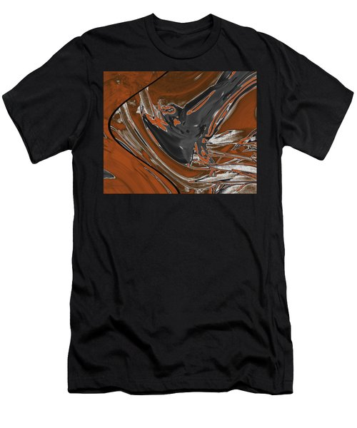 Frost And Woodsmoke 1 Men's T-Shirt (Athletic Fit)