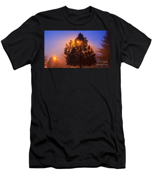 Frosty Sunrise 2 Men's T-Shirt (Athletic Fit)