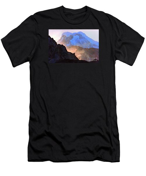 Frozen - Torres Del Paine National Park Men's T-Shirt (Athletic Fit)