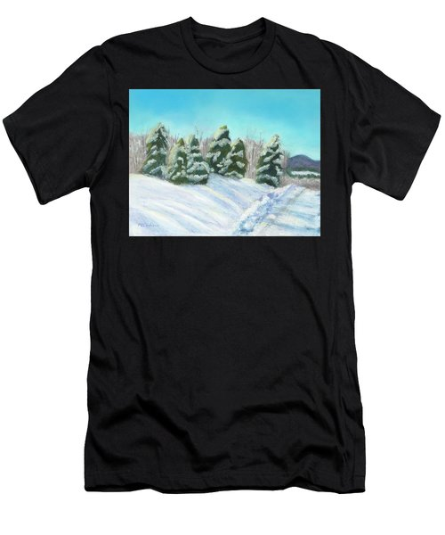 Frozen Sunshine Men's T-Shirt (Athletic Fit)