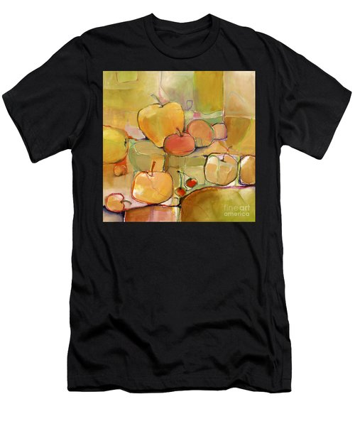 Fruit Still Life Men's T-Shirt (Athletic Fit)