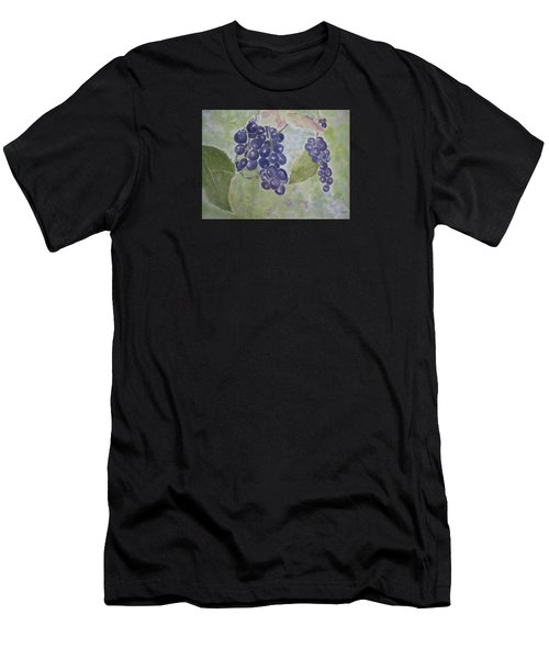 Fruits Of The Wine Men's T-Shirt (Athletic Fit)