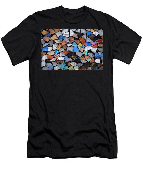 Full Cord Men's T-Shirt (Slim Fit) by John Schneider