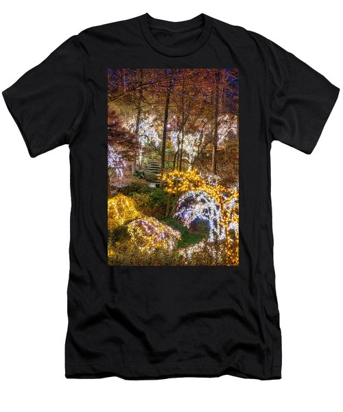 Golden Valley - Full Height Men's T-Shirt (Athletic Fit)