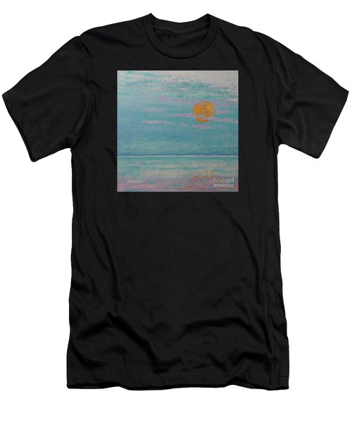 Full Moon In May Men's T-Shirt (Athletic Fit)