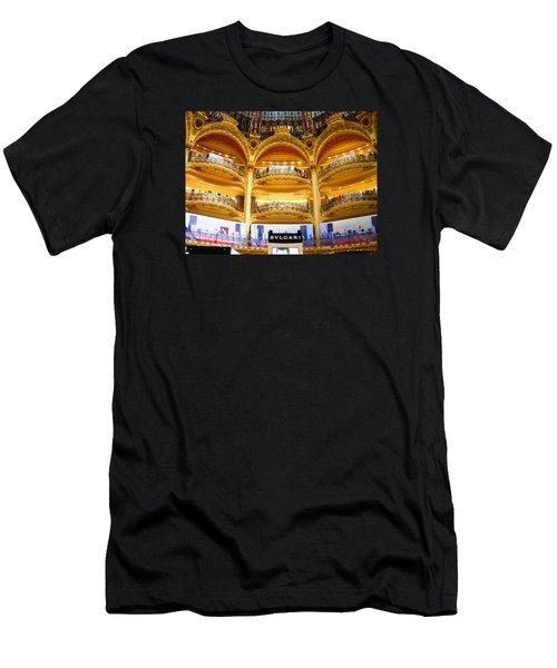 Galleries Laffayette  Men's T-Shirt (Athletic Fit)