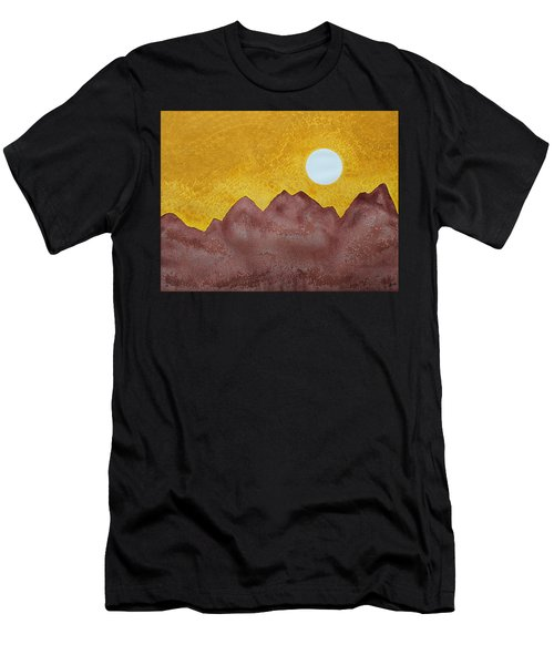 Gallup Original Painting Men's T-Shirt (Athletic Fit)