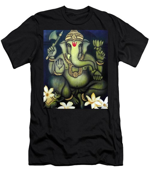 Ganesha Men's T-Shirt (Athletic Fit)