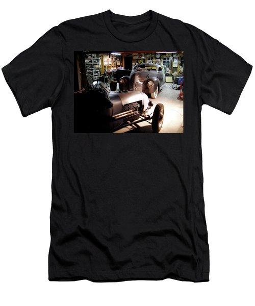 Garage Tour Men's T-Shirt (Athletic Fit)