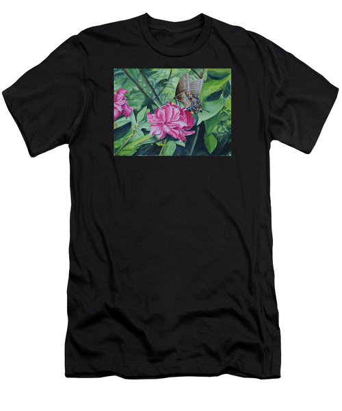 Garden Beauties Men's T-Shirt (Athletic Fit)