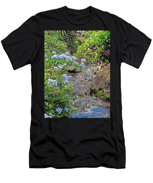 Garden Stream Men's T-Shirt (Athletic Fit)