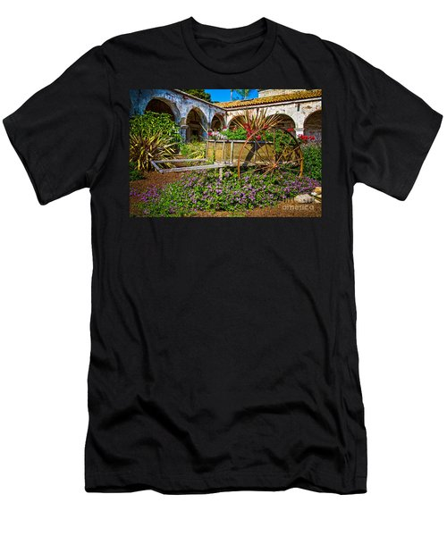 Garden Wagon Men's T-Shirt (Athletic Fit)