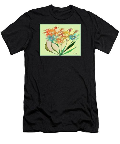 Garden Wonder Men's T-Shirt (Athletic Fit)